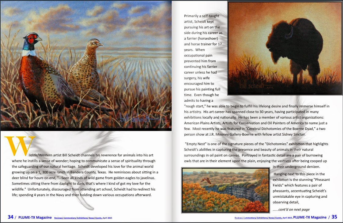 http://issuu.com/gdelgado2010/docs/april_2015_edition_of_plumage_tx_ma