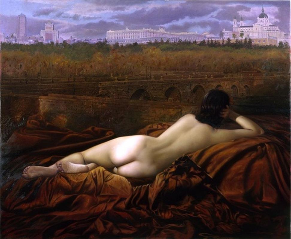 Los desnudos femeninos ms importantes en pintura