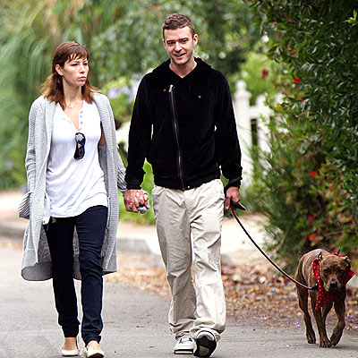 ... Justin Timberlake, is engaged to Jessica Biel, the woman who recently ...
