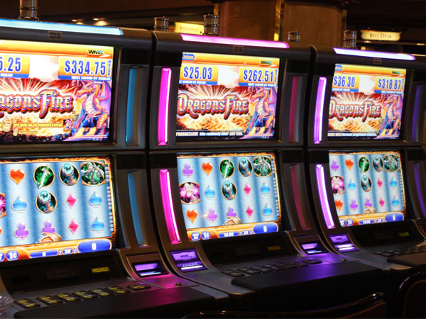 popular slot machines vegas