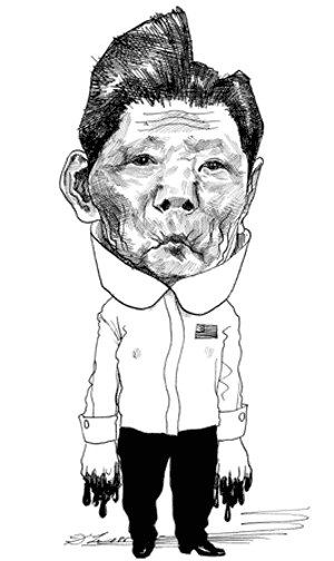 cartoon1 - Late President Marcos To Be Buried in Libingan Ng Mga Bayani? - Talk of the Town