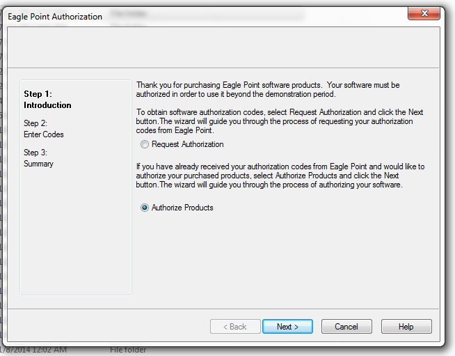 How to install eagle point on windows xp windows 7 sipilab for Eagle windows