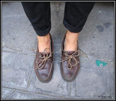 chaussures bateau Aigle Homme marque Avenues