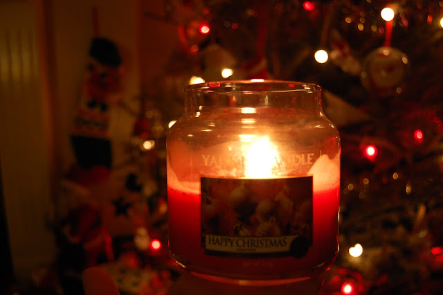 Yankee Candle Happy Christmas