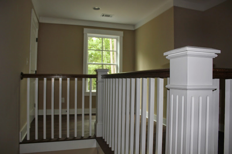 on the other side of the upstairs foyer (to the left) is the playroom title=