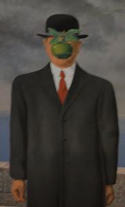 A maçã verde