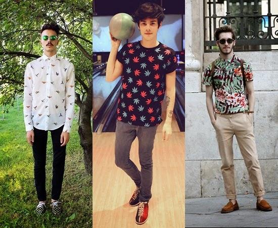 tendencias masculinas