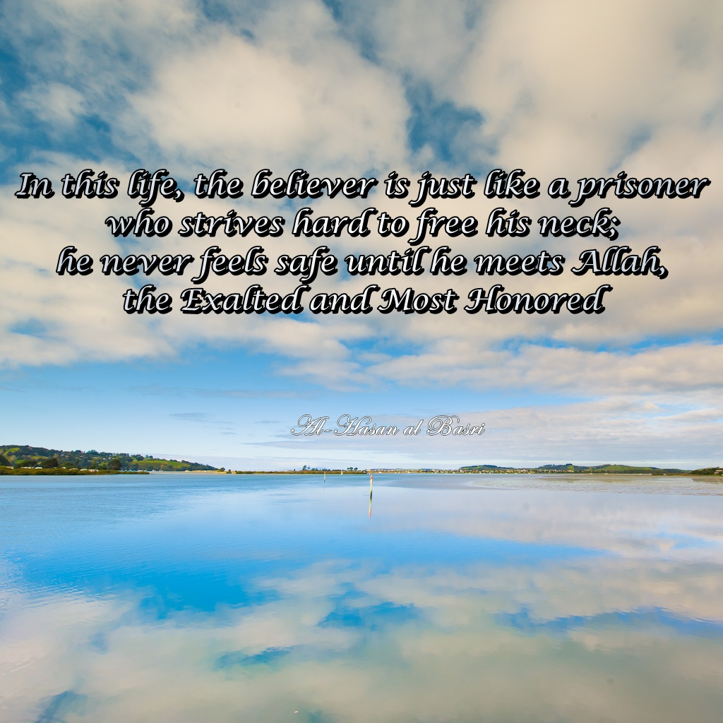 Islamic Quotes About Life Islamic Quotes  Alhasan Albasri 4  Information About Islam