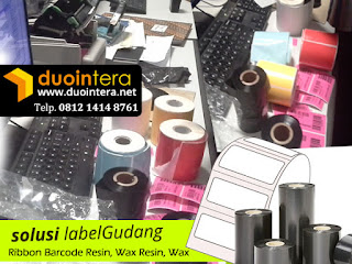 Jual Ribbon Barcode, Jual Ribbon Label Barcode, Jual Ribbon Label Barcode Surabaya, Jual Ribbon Label Barcode Bali, Jual Kertas Sticker