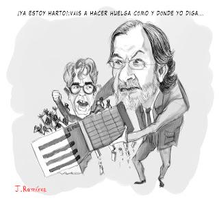 Cebrián Moreno caricatura