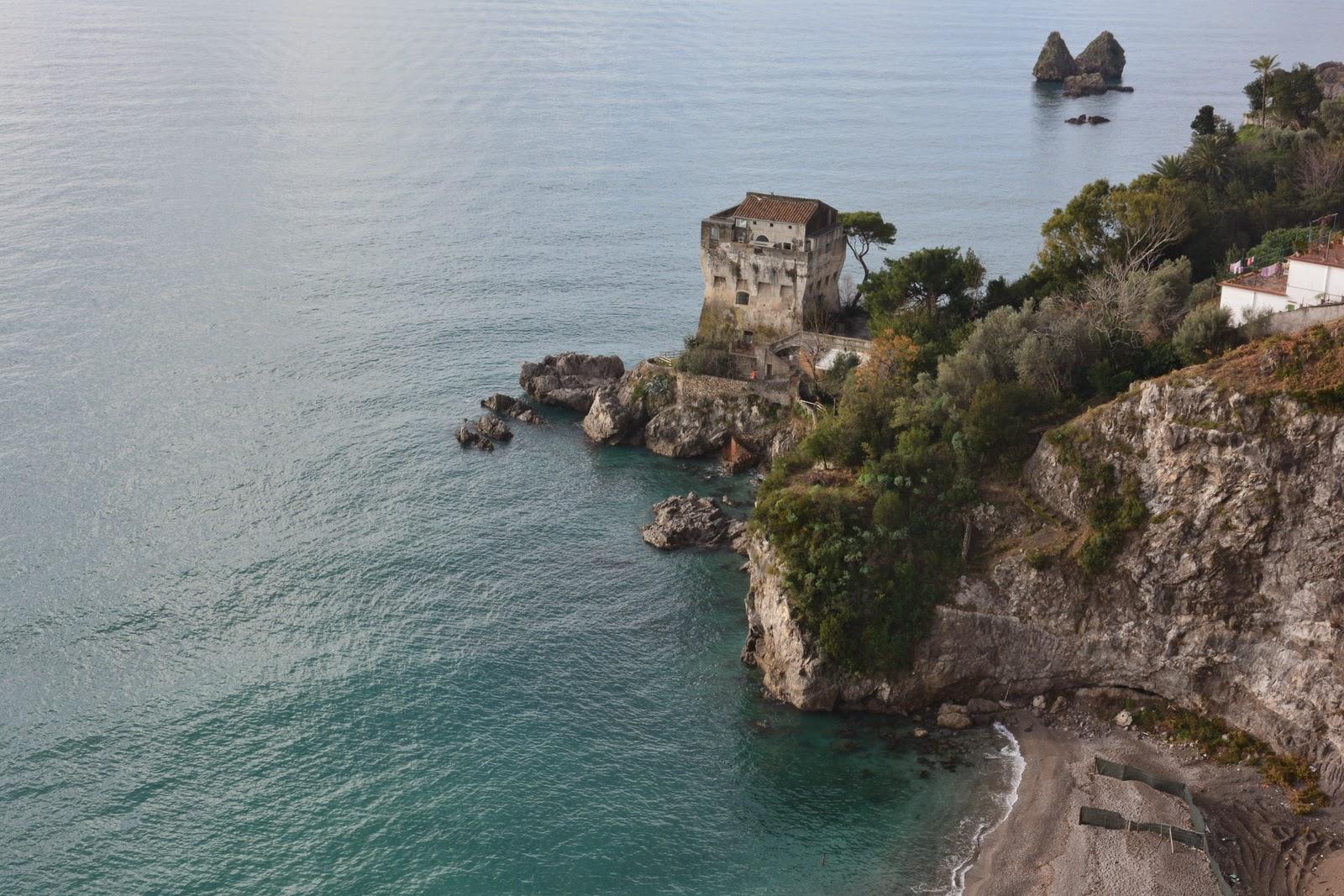 Vietri Sul Mare - Lloyd's Baia Hotel