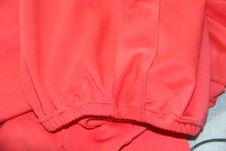 трикотажные брюки с лампасами на резинке