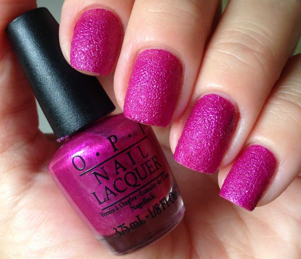 OPI Samba-dy Loves Purple