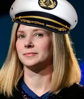 Yahoo! President Marissa Mayer