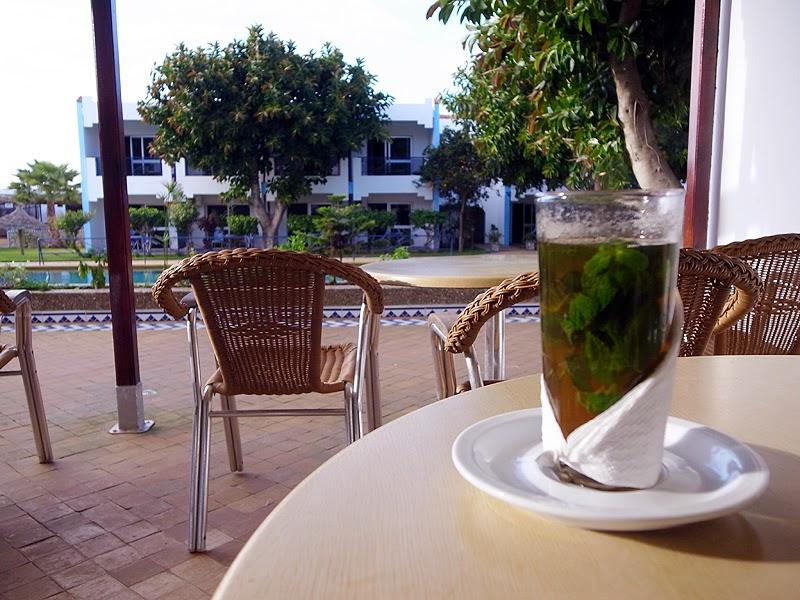 Teatime in Asilah