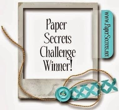 Challenge Winner 8/7/13
