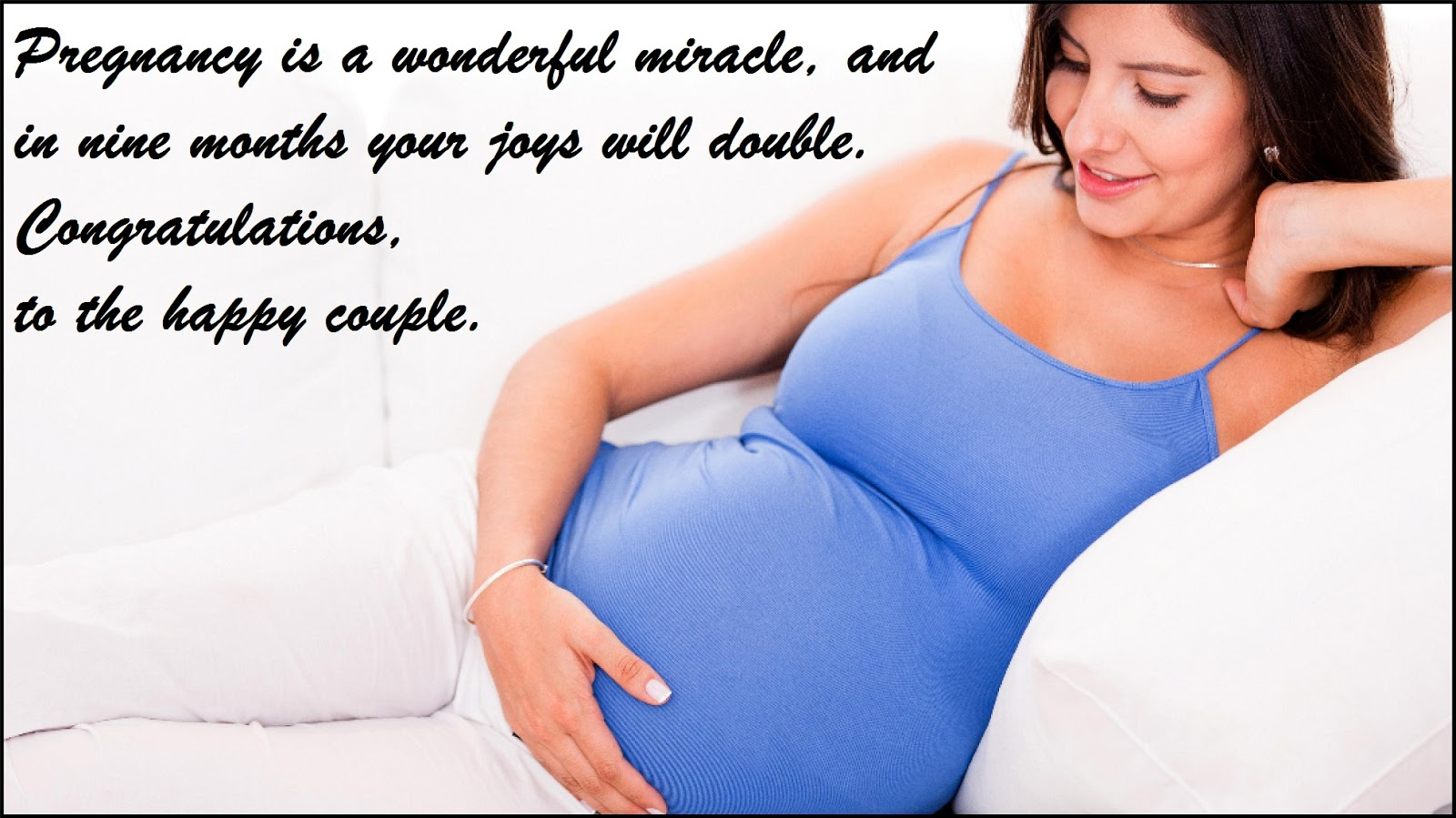 10 pregnant joys in anticipation of happiness