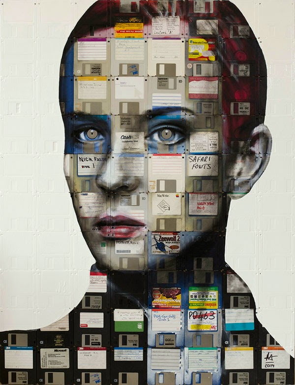 Mixed Media by Nick Gentry