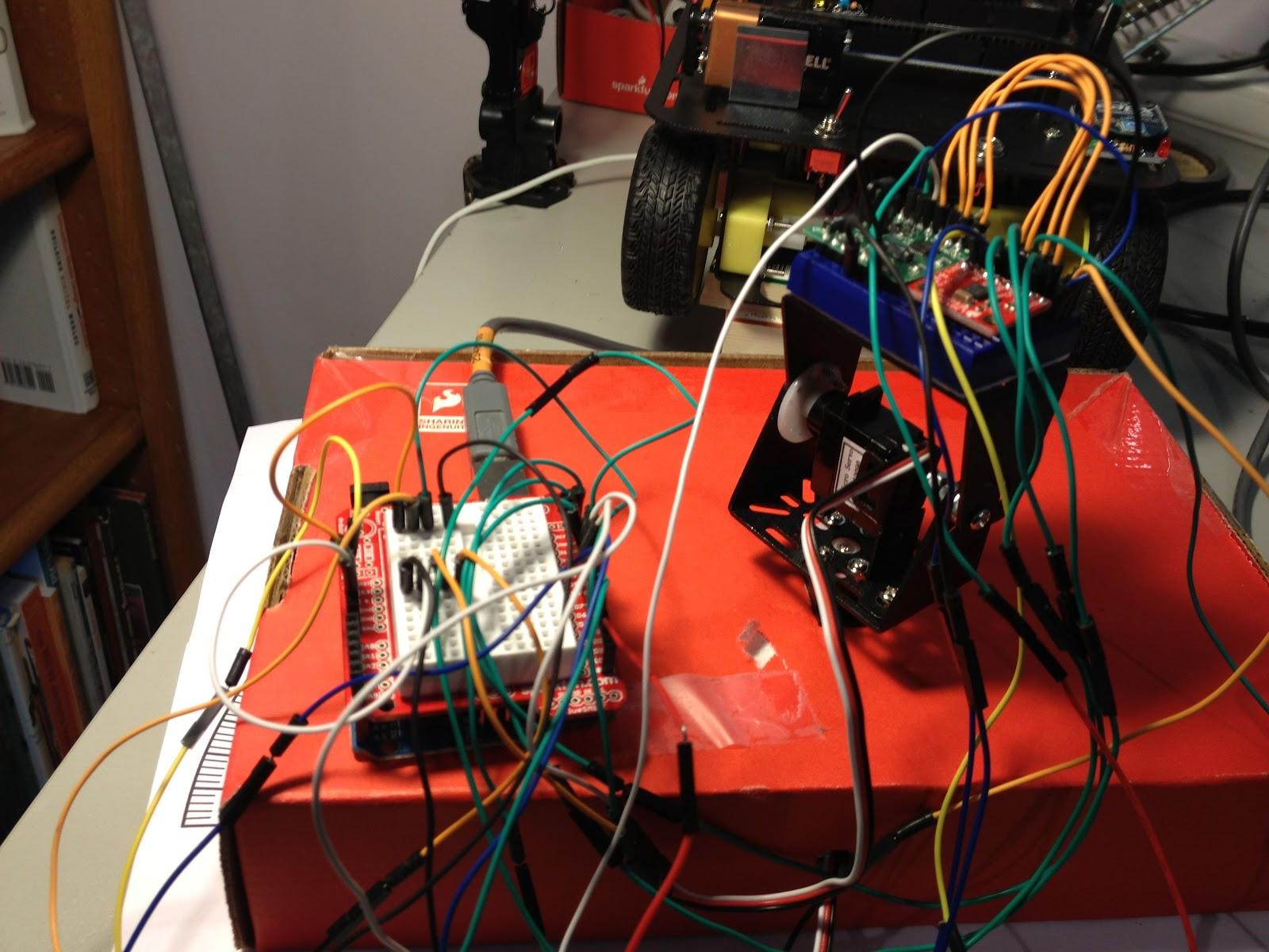 Accelerometer, Gyroscope and IMU Sensors Tutorials