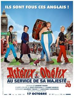 Ver Astérix y Obélix: Al servicio de su majestad (2012) Online Gratis