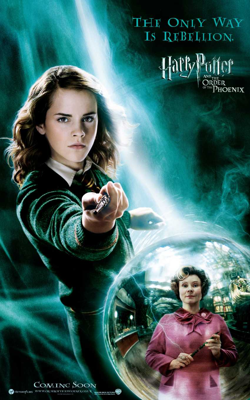 Harry potter and the order of the phoenix movie - Hermione granger harry potter and the order of the phoenix ...