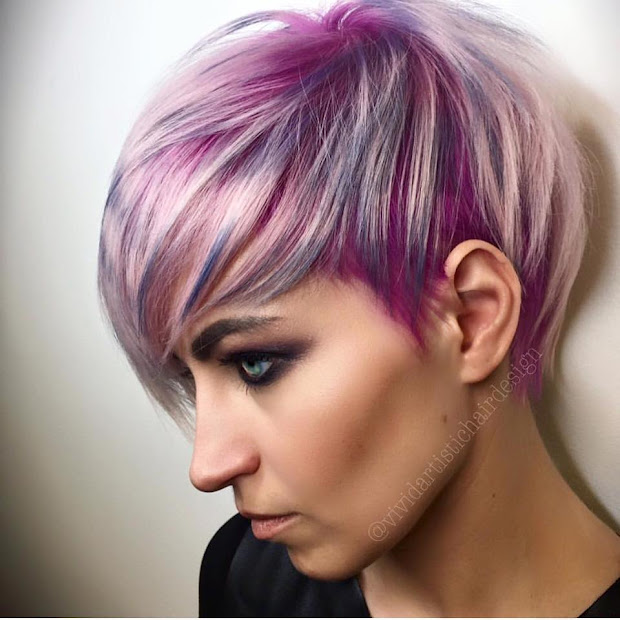 latest trends in hair coloring