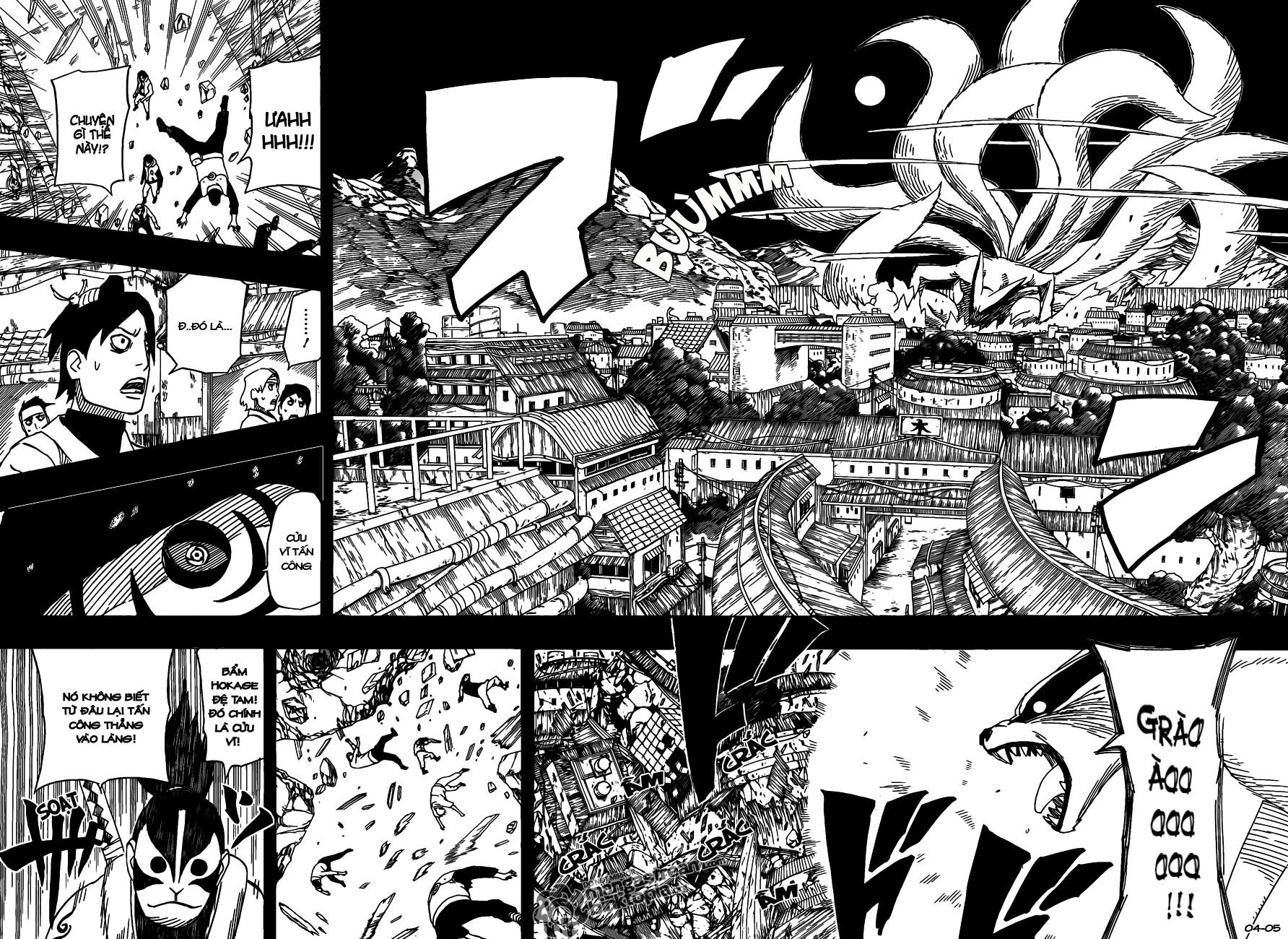 Naruto chap 502 Trang 4 - Mangak.info