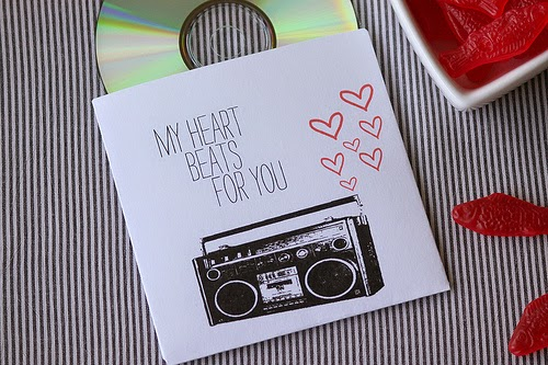 personalized music cd