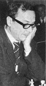 El ajedrecista Pablo Silvio Morán Santamaría