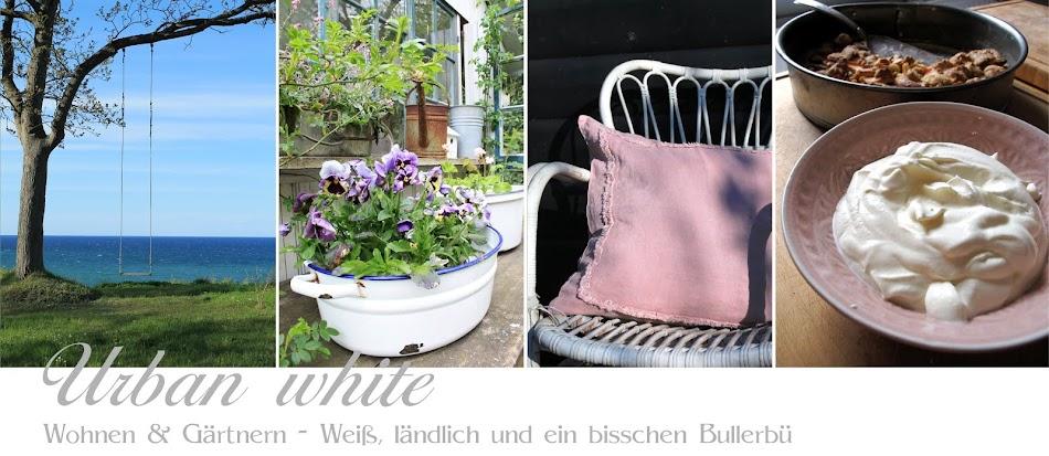 Urban white | Wohnen in Weiß Blog