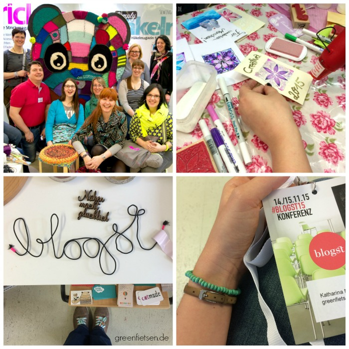 Jahresrückblick - Creativa und Blogst 2015