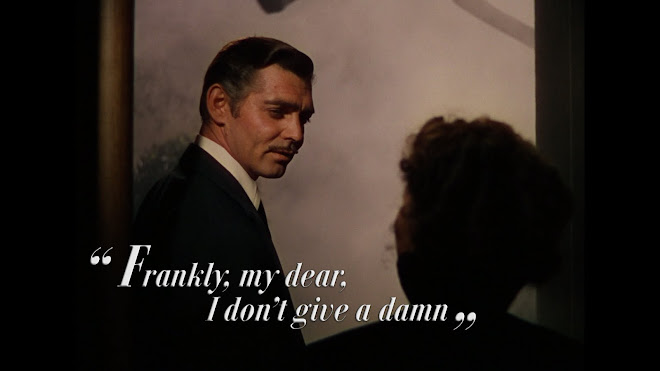 Film Quote #1: Gone With The Wind (1939)