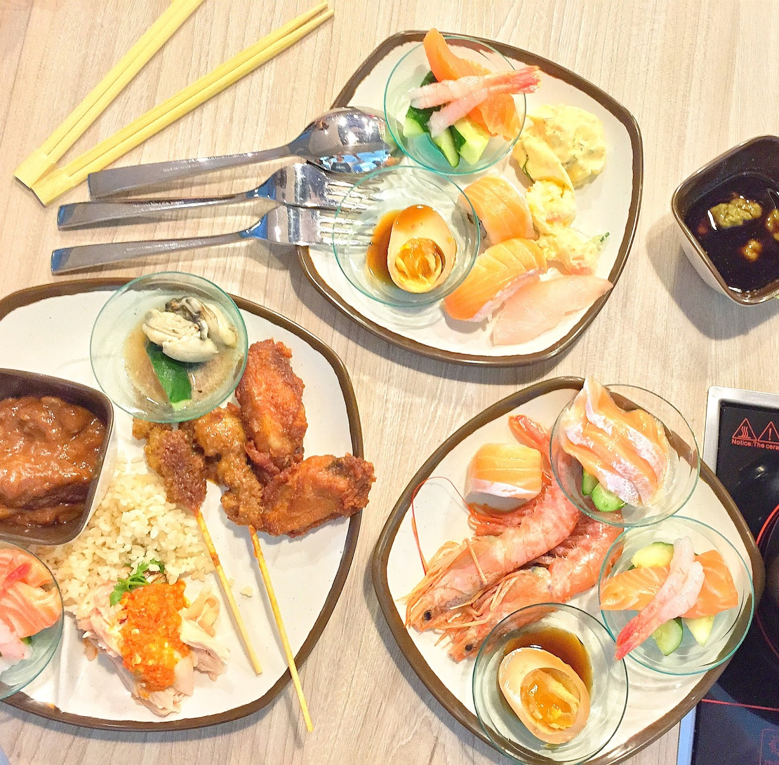 Sakura International Buffet at Yio Chu Kang 3