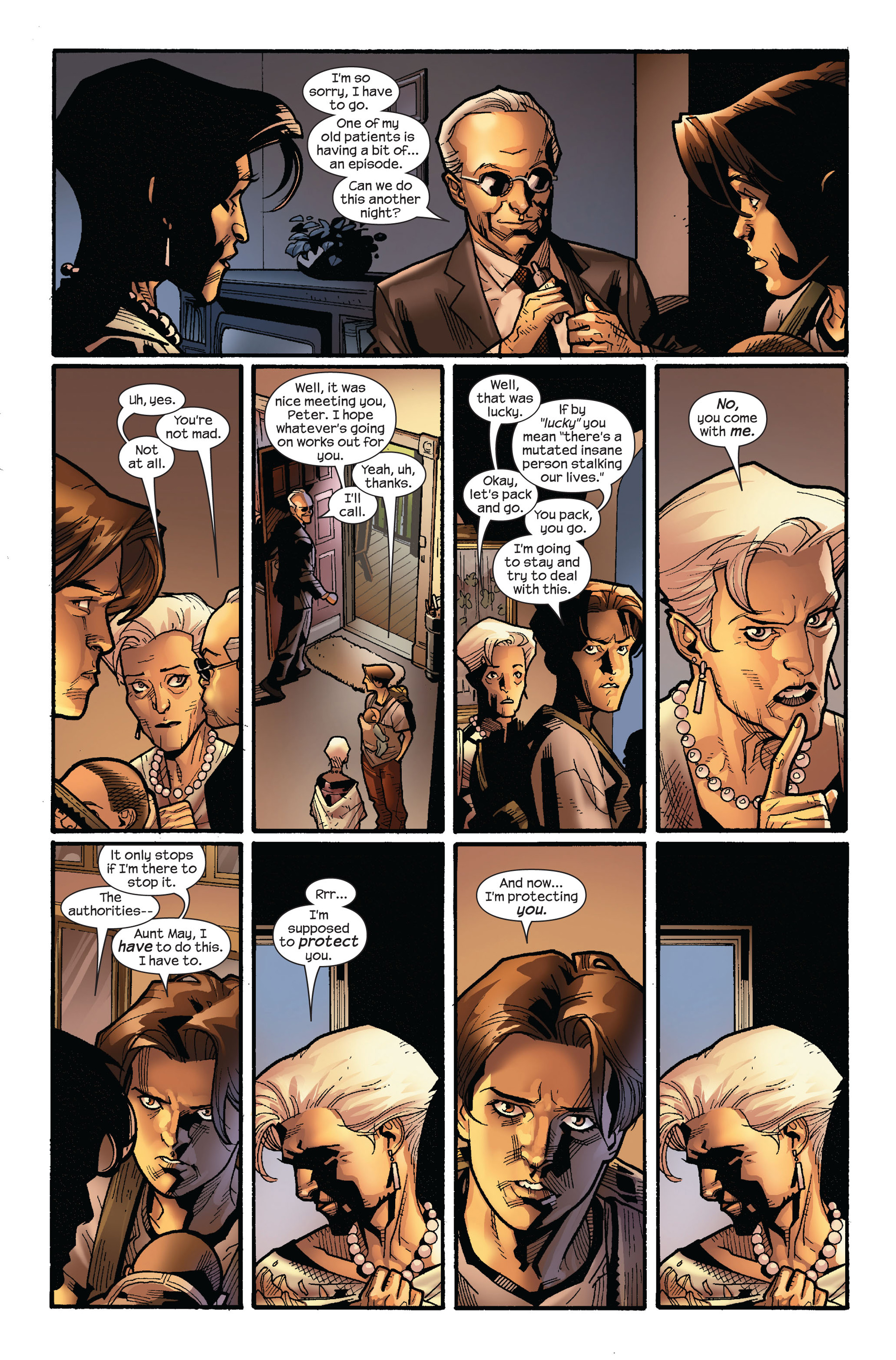 Ultimate Spider-Man (2000) Issue #114 #118 - English 8