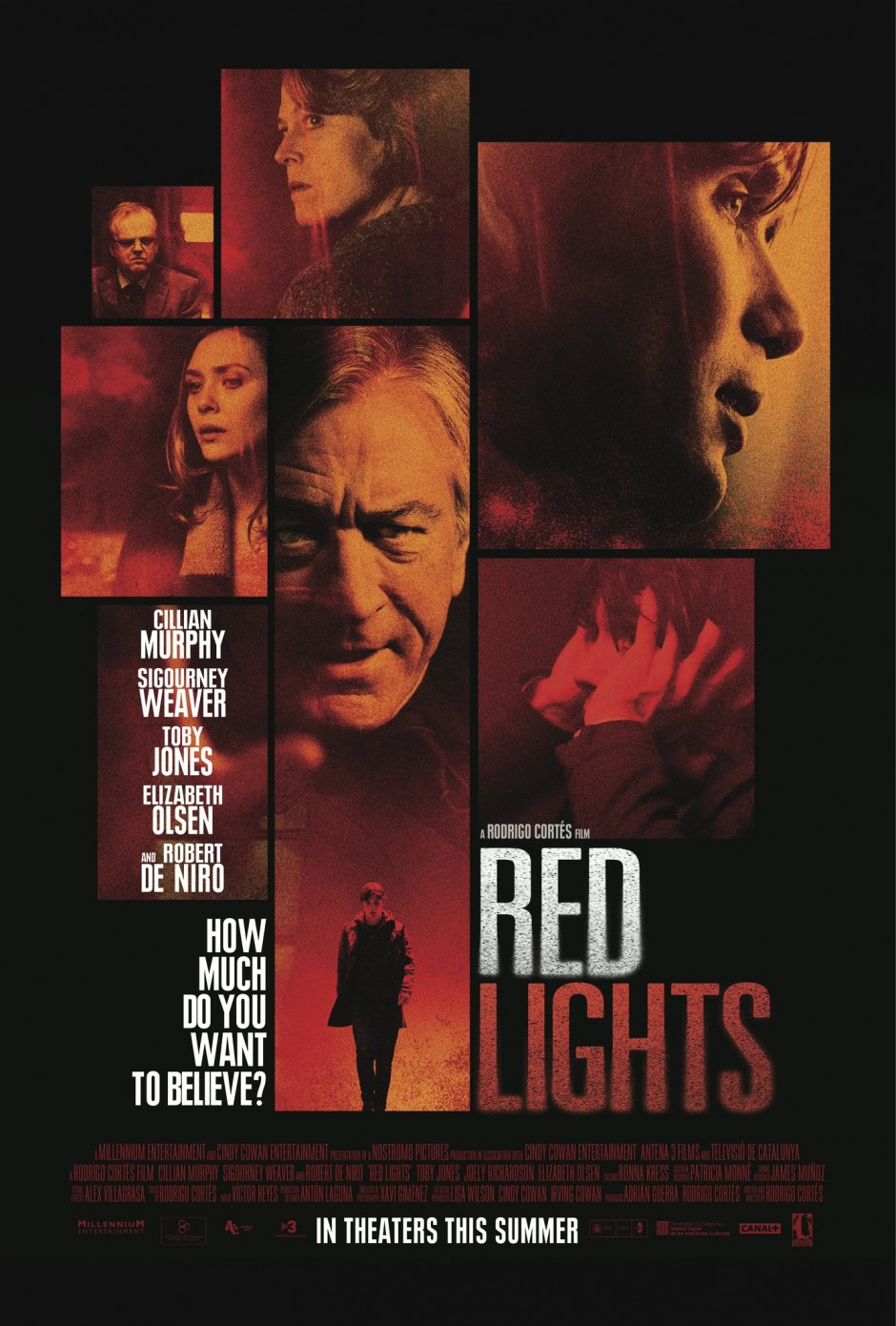 Watch Red Lights Movie Online Free 2012