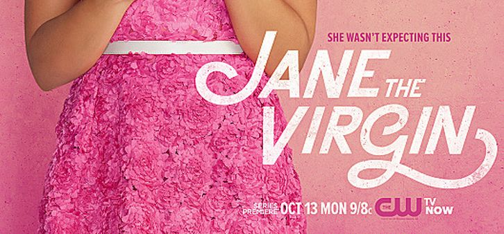 Jane the Virgin - New Promotional Poster