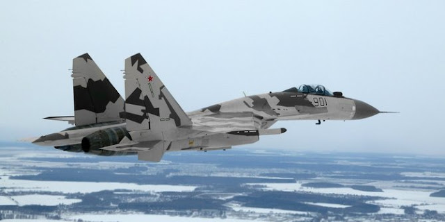 Jet tempur Sukhoi su-3