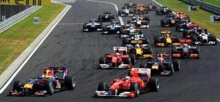 daftar nama pembalap f1 2013, formula 1