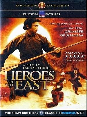 Đông Phương Anh Hào Heroes of the East