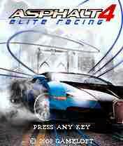 Asphalt 4 3D Nokia N95 s60 3rd Games