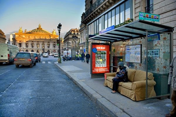 99 wow homey bus stops. Black Bedroom Furniture Sets. Home Design Ideas
