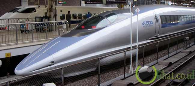 Shinkansen, Jepang