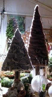 Árboles de Navidad Reciclados, Ideas Ecológicas