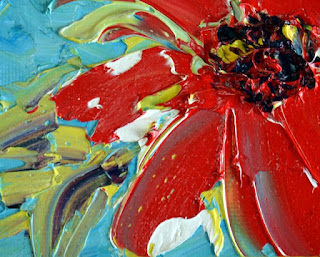 http://www.ebay.com/itm/Red-Daisy-Floral-Oil-Painting-on-Paper-Contemporary-Artist-France-2000-Now-/291658488150?ssPageName=STRK:MESE:IT