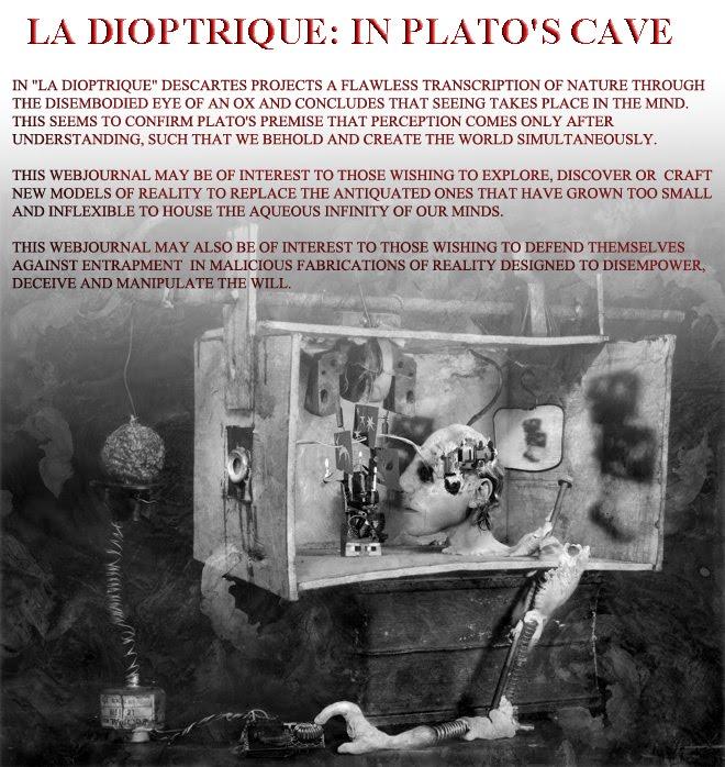 La dioptrique: in plato's cave