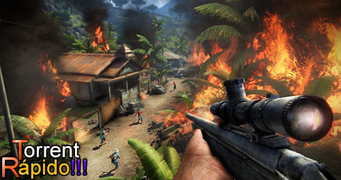 Downloads da Imagem Do Game Far Cry 1 PC BY Torrent Rápido!!!