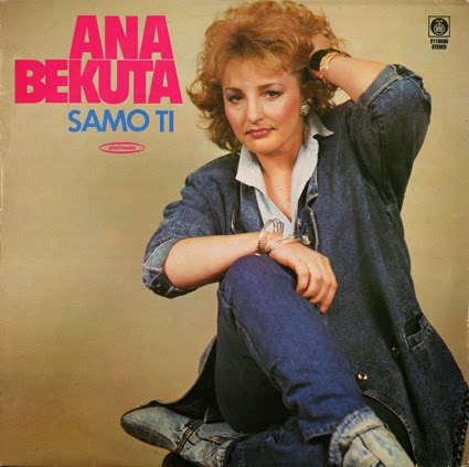 Ana Bekuta - Diskografija (1985-2013)  1987+-+Samo+Ti+1