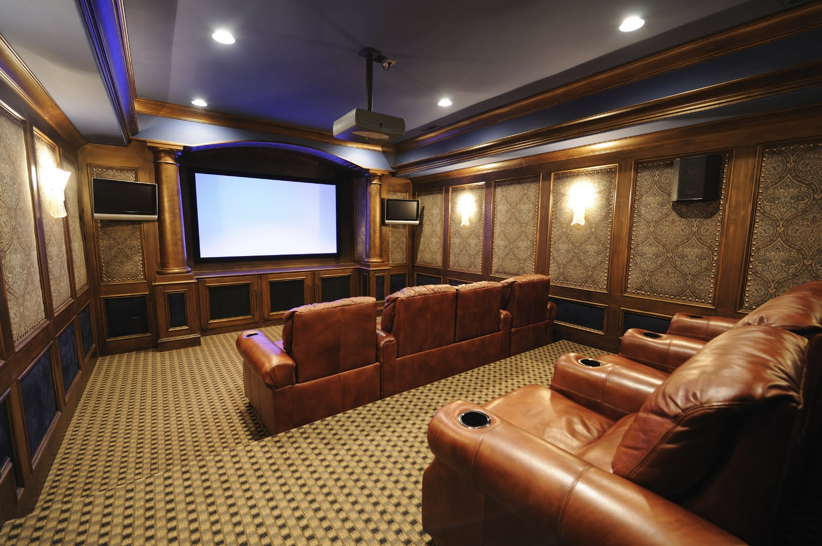 Home Theater Integrators: Media rooms, game rooms, personal theaters