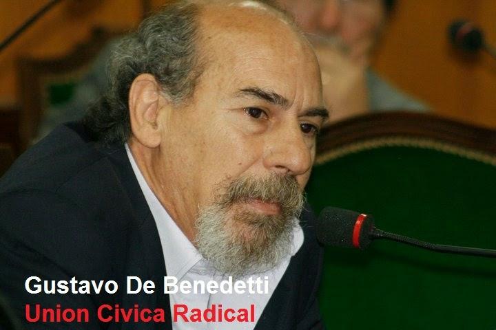 Gustavo De Benedetti     UCR VICENTE LOPEZ