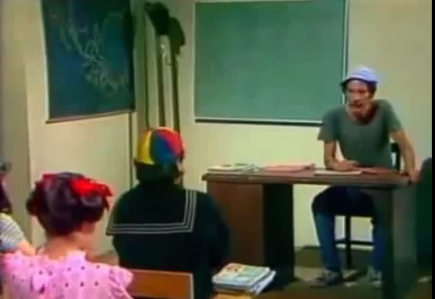 don ramon profesor, don ramon maestro